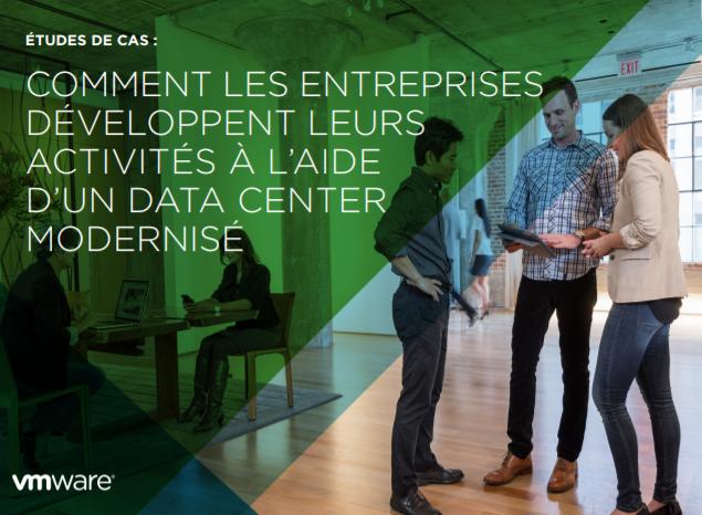 Comment les entreprises développent leurs activités à l'aide d'un data center modernisé
