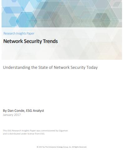 Comprendre l'état de la sécurité réseau aujourd'hui