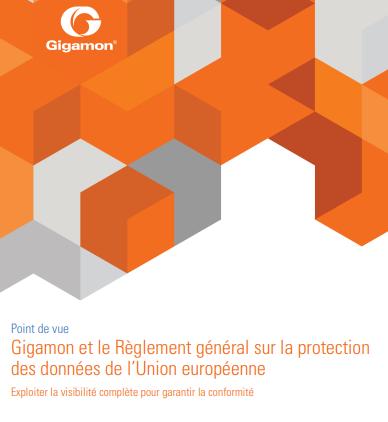 Point de vue sur le règlement général sur la protection des données de l'Union européenne