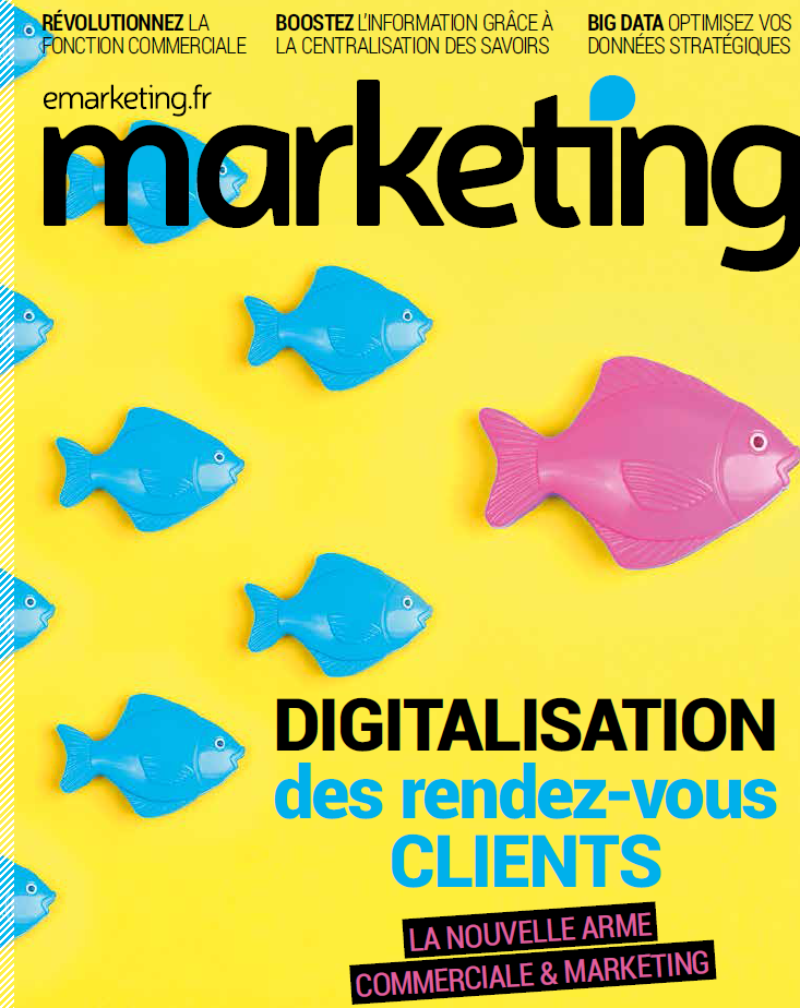 Digitalisation des rendez-vous clients : la nouvelle arme commerciale & marketing