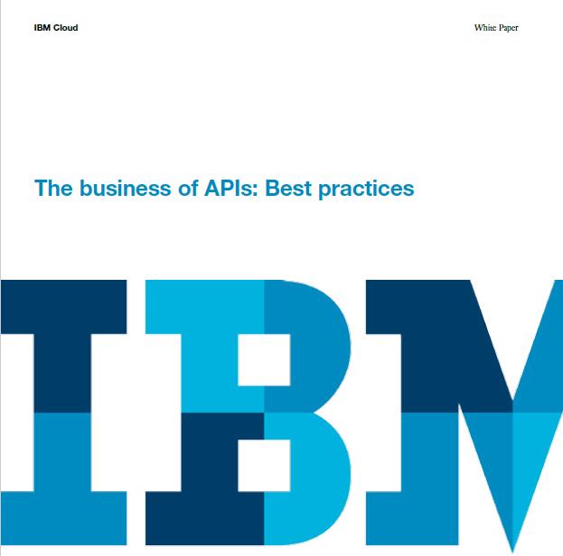 Le business des APIs: les meilleures pratiques