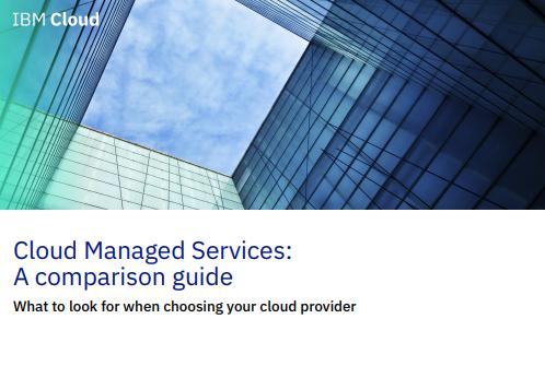 Que faut-il chercher pour choisir votre fournisseur cloud ?
