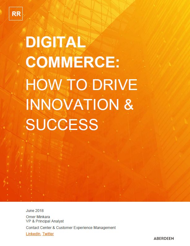 Commerce Digital: Comment conduire l'innovation et le succès.