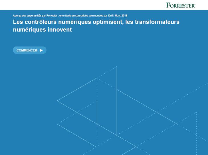 Les partisans du contrôle numérique optimisent, ceux de la transformation numérique innovent