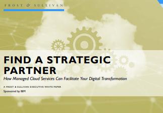 Trouver un partenaire stratégique : comment les services de cloud managés peuvent faciliter votre transformation digitale