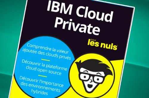 Livre : Le cloud privé pour les nuls