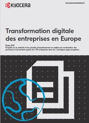 Transformation digitale des entreprises en Europe