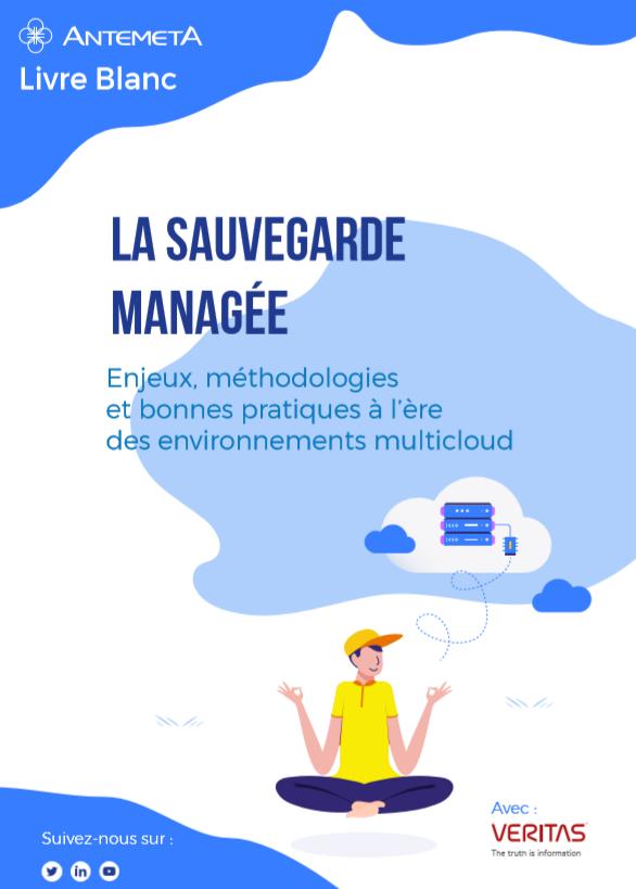 Sauvegarde Managée : enjeux, méthodologies et bonnes pratiques à l'ère des environnements multicloud