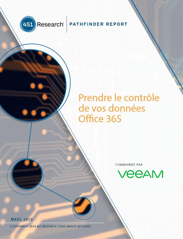 Prendre le contrôle de vos données Office365