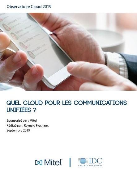 Quel Cloud pour les communications unifiées ?