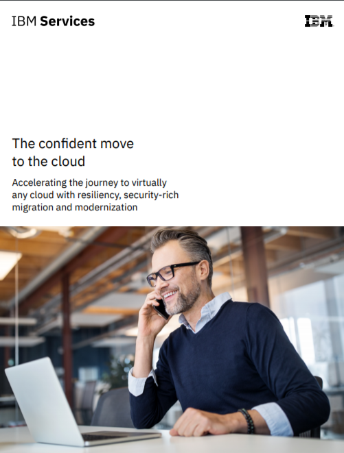 Le changement confiant vers le Cloud