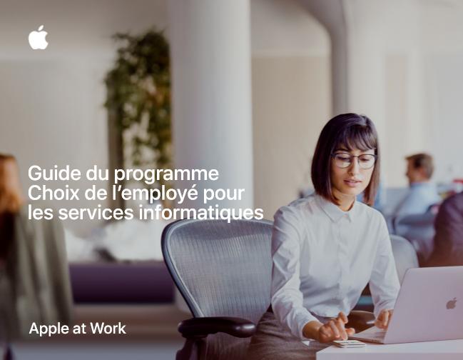 Donnez le choix à vos employés pour leur équipement : Découvrez le guide Choix de l'employé pour les services informatiques.