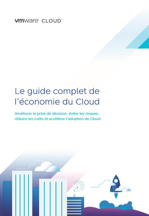 Le guide complet de l'économie du cloud