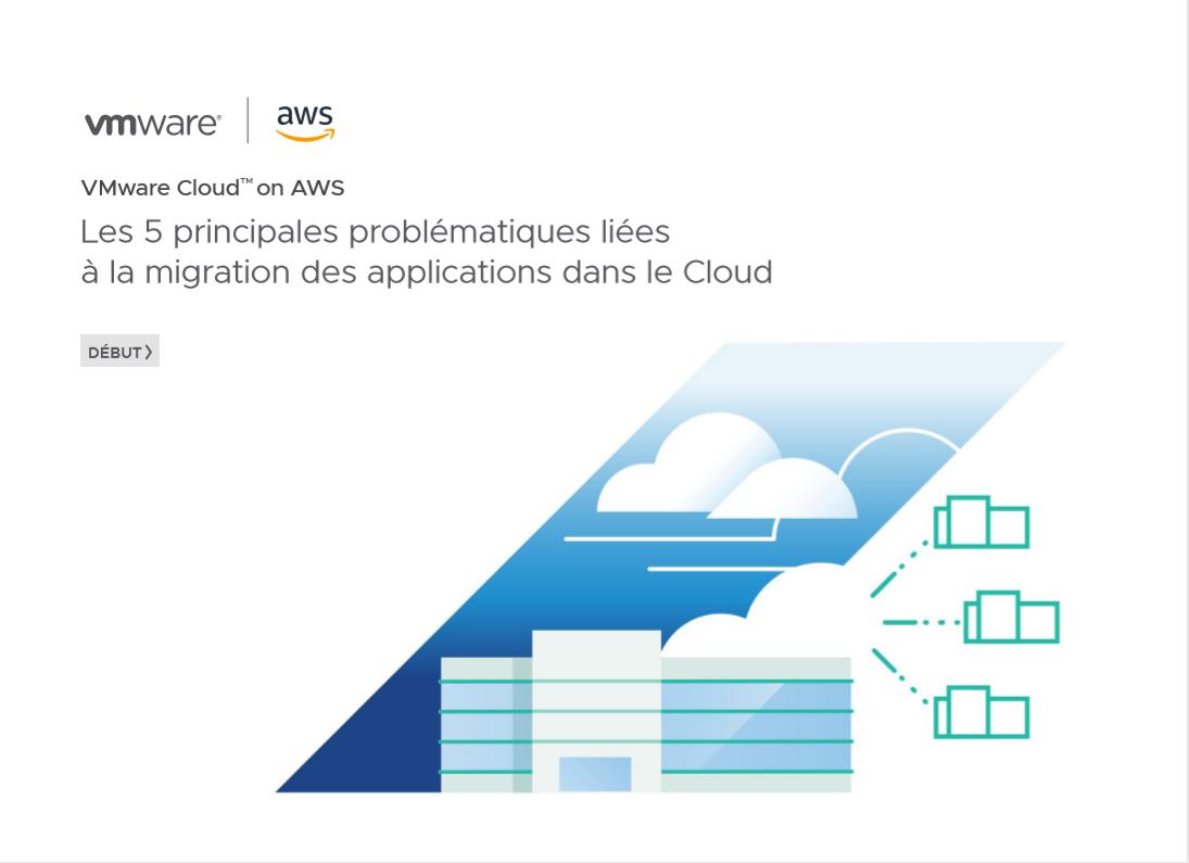 Les 5 principales problématiques liées  à la migration des applications dans le Cloud