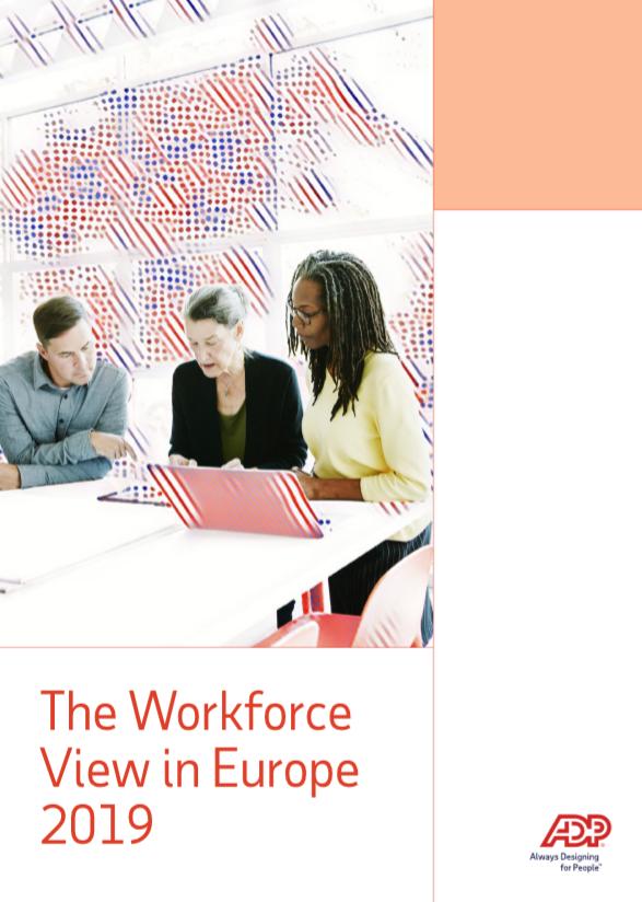 Le rapport sur la main-d'œuvre européenne en 2019