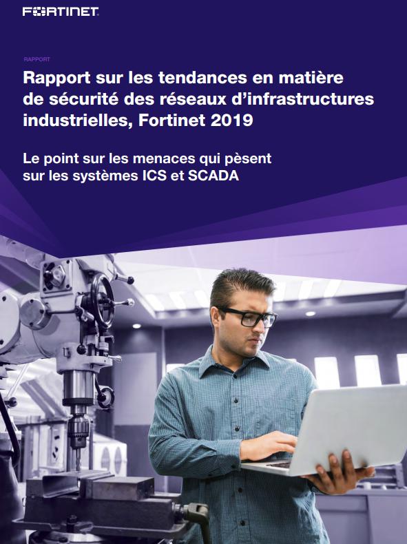 Rapport sur les tendances en matière  de sécurité des réseaux d'infrastructures industrielles