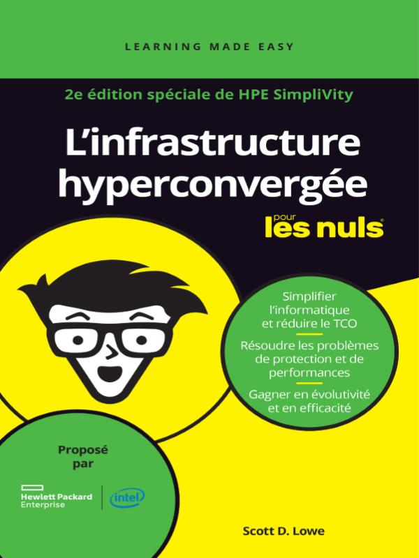 L'infrastructure hyperconvergée pour les Nuls