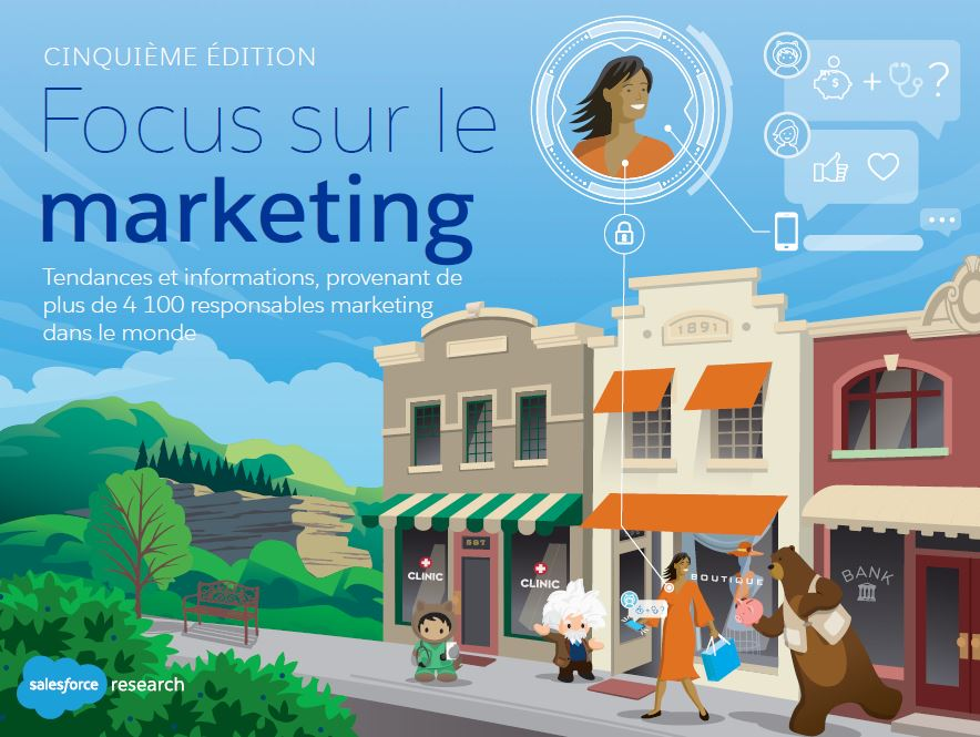 Focus sur le marketing: tendances et informations