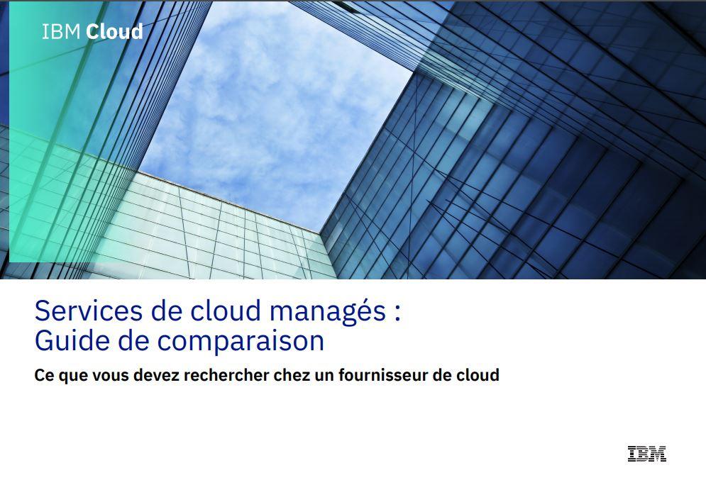 Services de cloud managés : Guide de comparaison