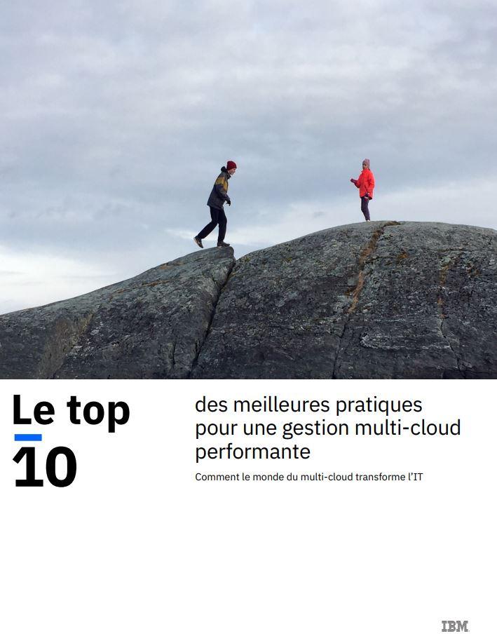 Le top 10 des meilleures pratiques pour une gestion multi-cloud performante