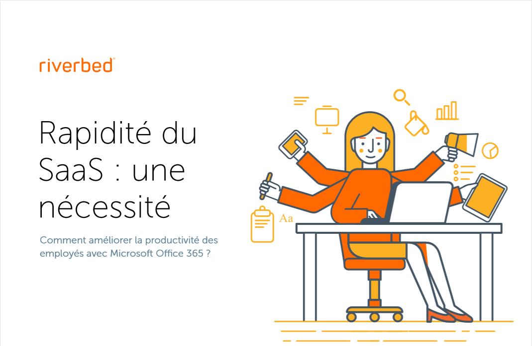 Rapidité du SaaS: une nécessité Comment améliorer la productivité des employés avec MicrosoftOffice365?