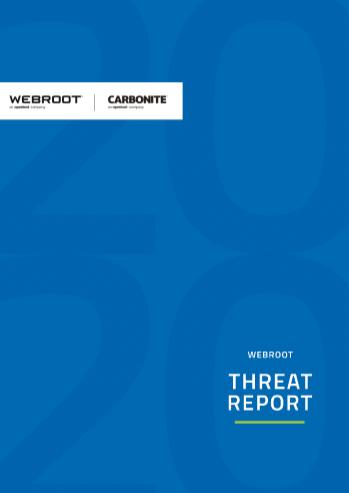 Webroot: Rapport de menaces