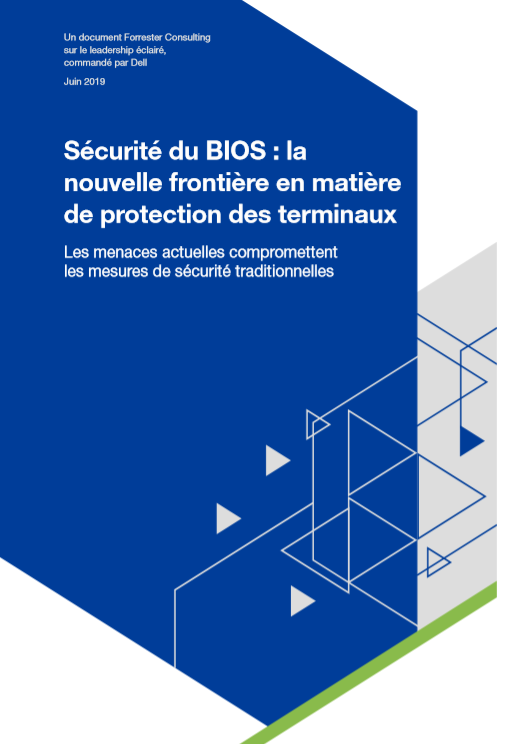 Sécurité du BIOS: la nouvelle frontière en matière de protection des terminaux