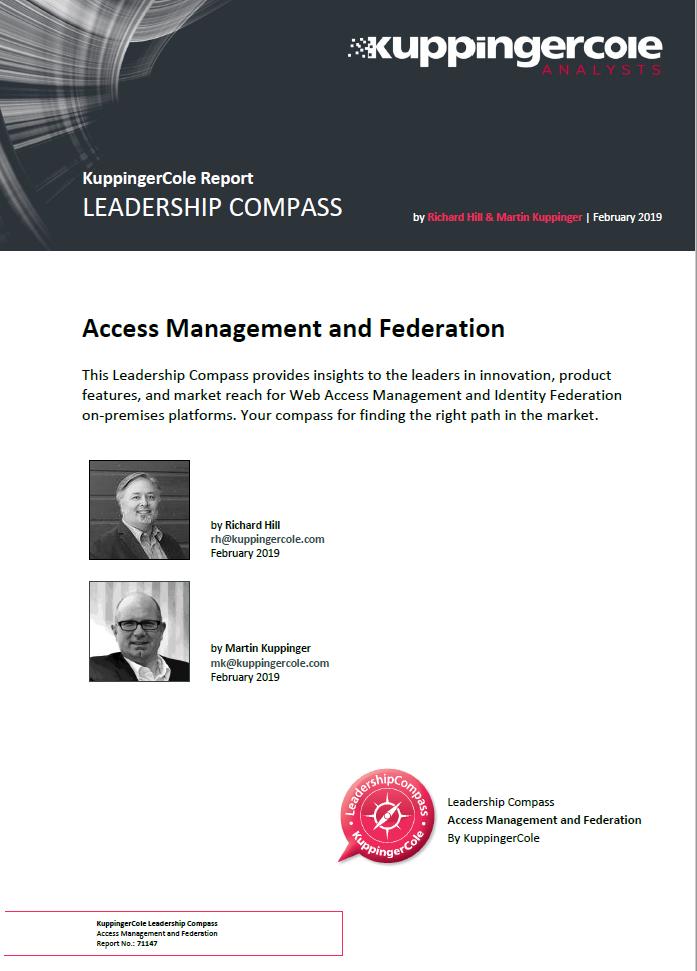 Management de l'accès et fédération
