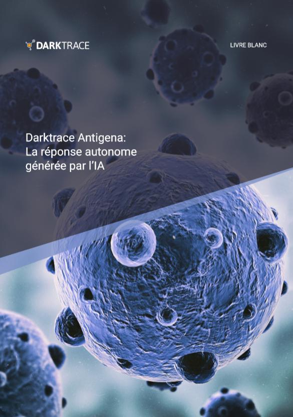 Darktrace Antigena: La réponse autonome générée par l'IA