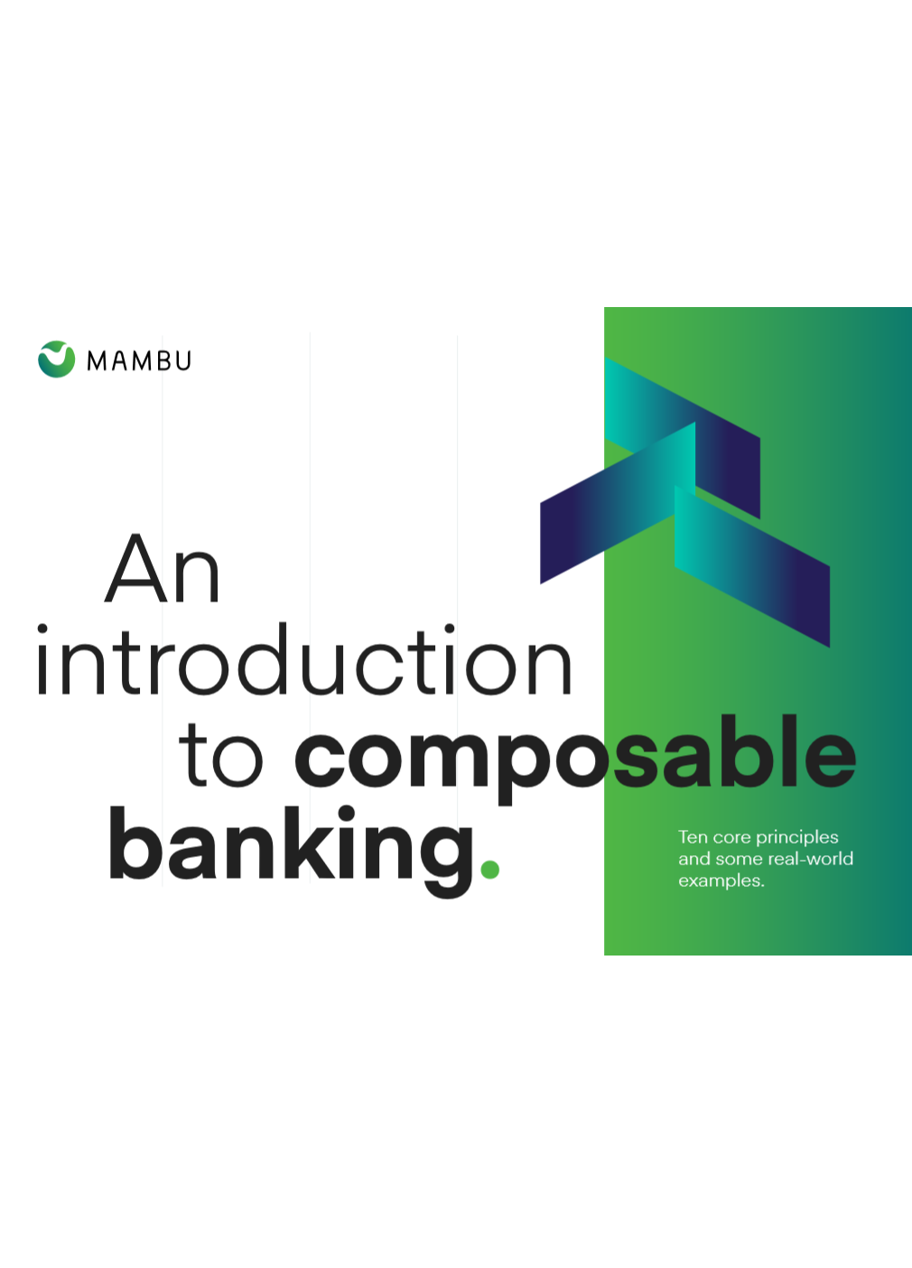 Une introduction au composable banking