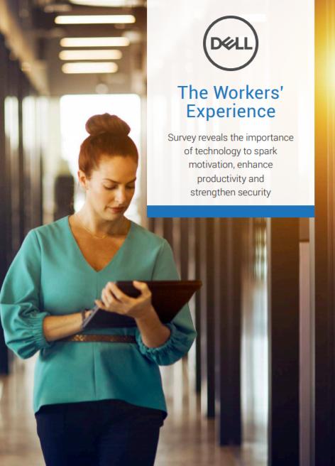 L'expérience des travailleurs: Un sondage révèle l'importance de la technologie pour stimuler la motivation, améliorer la productivité et renforcer la sécurité