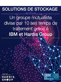 Un groupe mutualiste divise par 10 ses temps de traitement grâce à IBM et Hardis Group