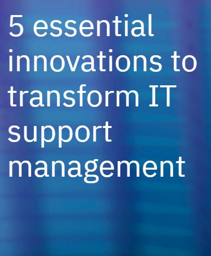 5 innovations essentielles pour transformer la gestion du support informatique