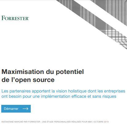 Déverrouiller la pleine valeur des technologies Open Source