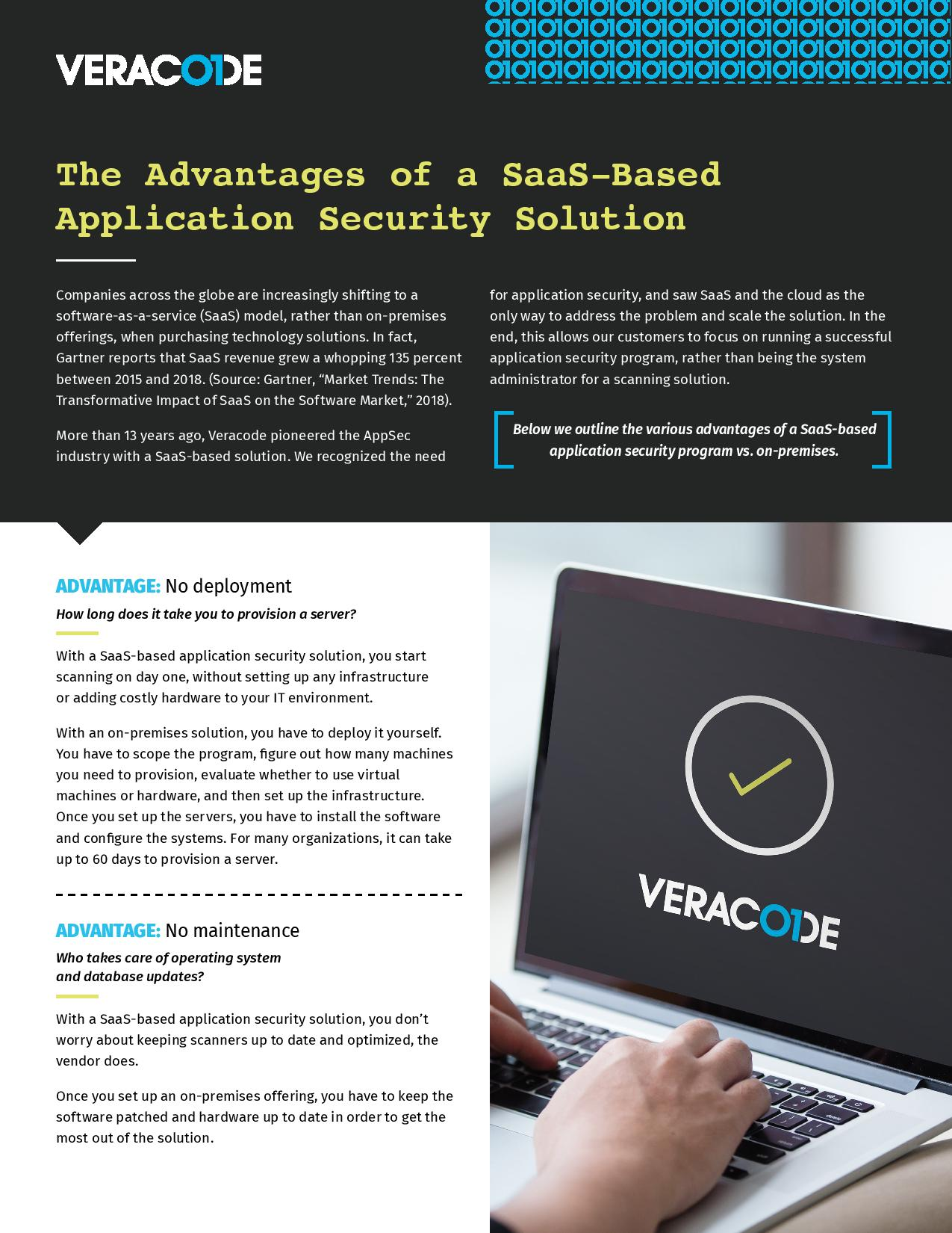 [Infographie] Les avantages d'une solution d'application de sécurité SaaS