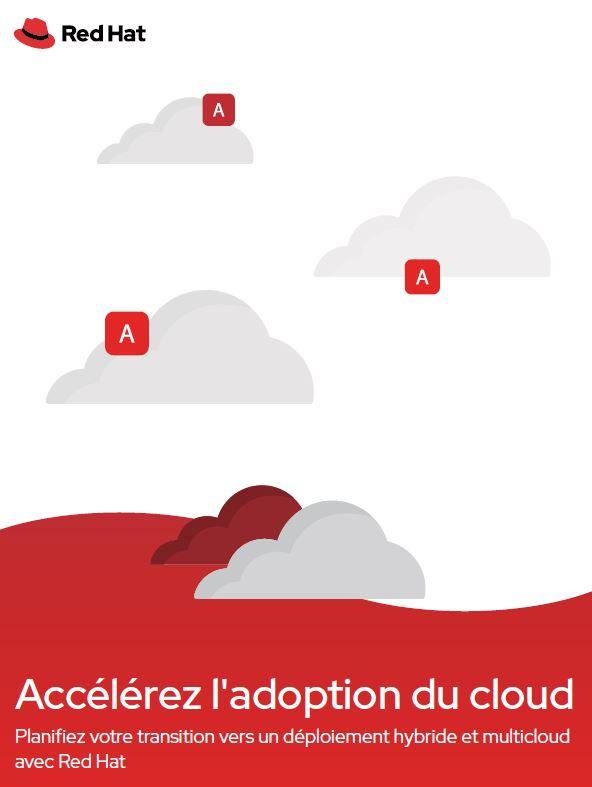 Accélérez l'adoption du cloud