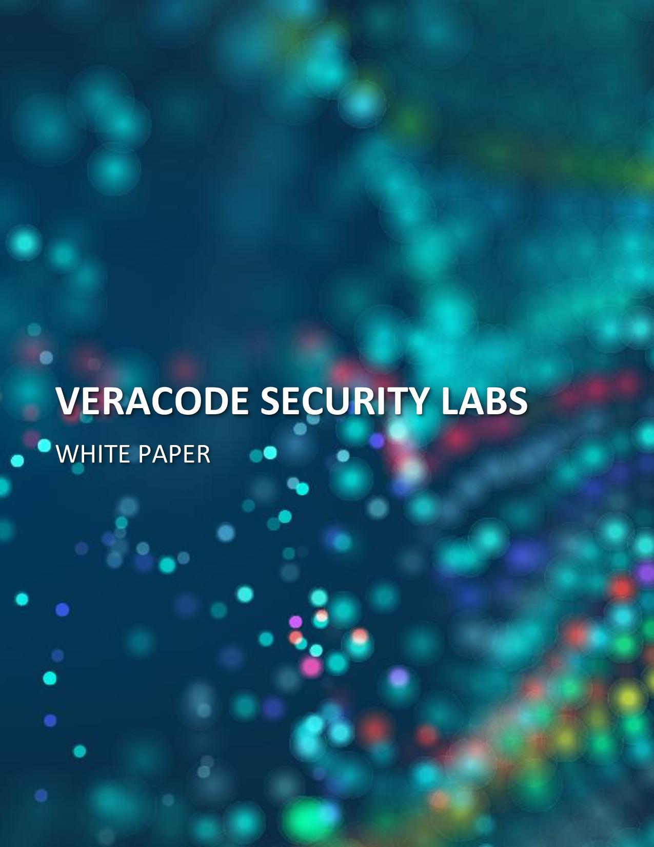 Les laboratoires de sécurité de Veracode