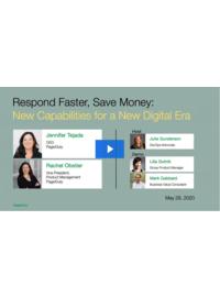 [Webinaire] Répondez plus facilement, économisez de l'argent : de nouvelles fonctionnalités pour une nouvelle ère digitale