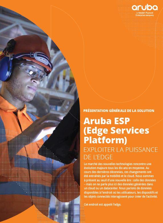 Aruba ESP (Edge Services Platform)