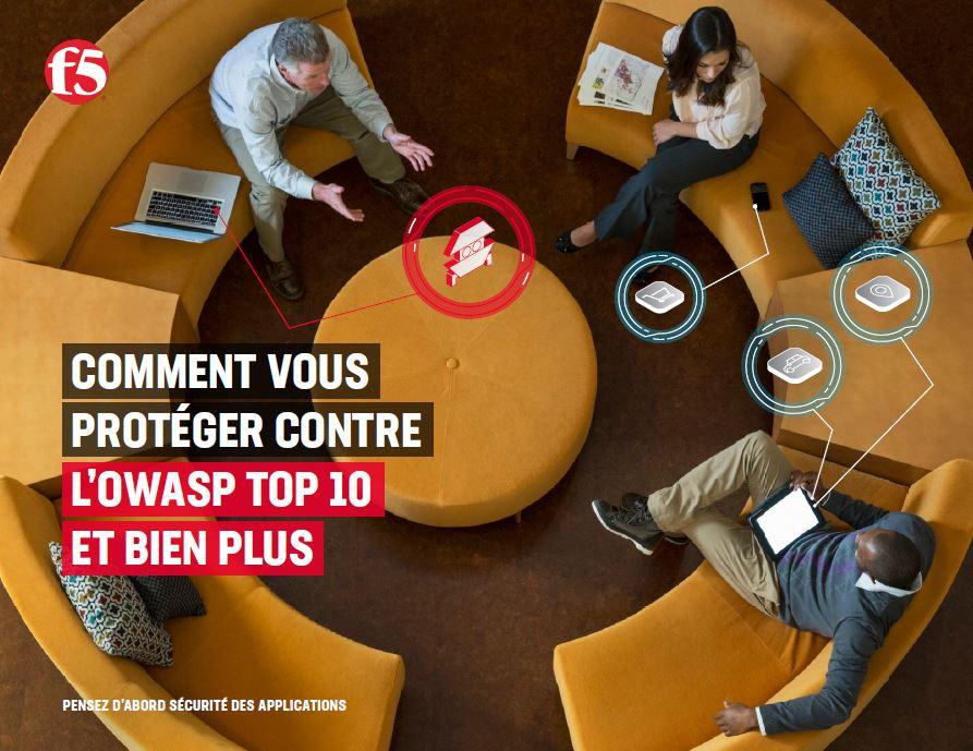 Comment vous protéger contre l'OWASP TOP 10 et bien plus