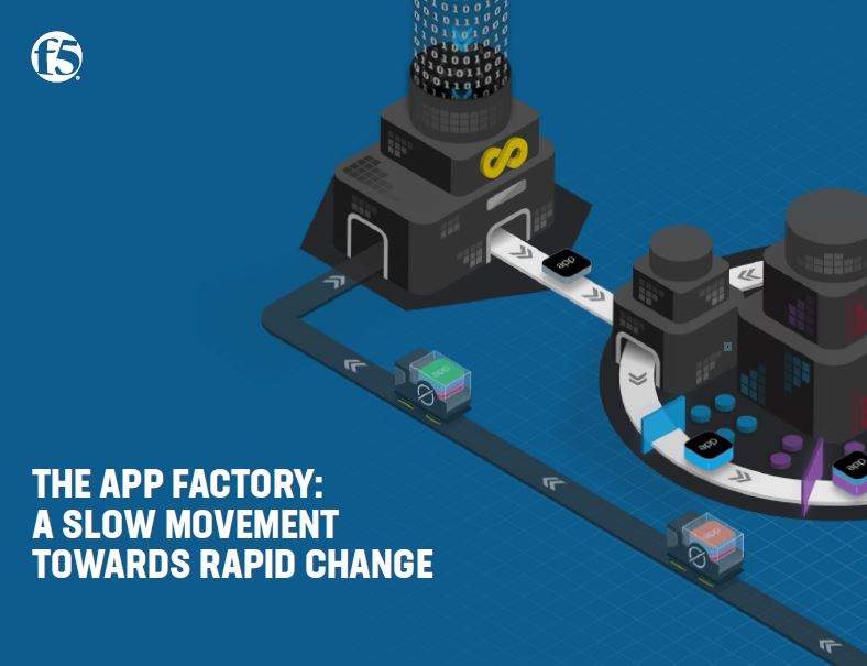 L'usine d'applications : un mouvement lent vers un changement rapide