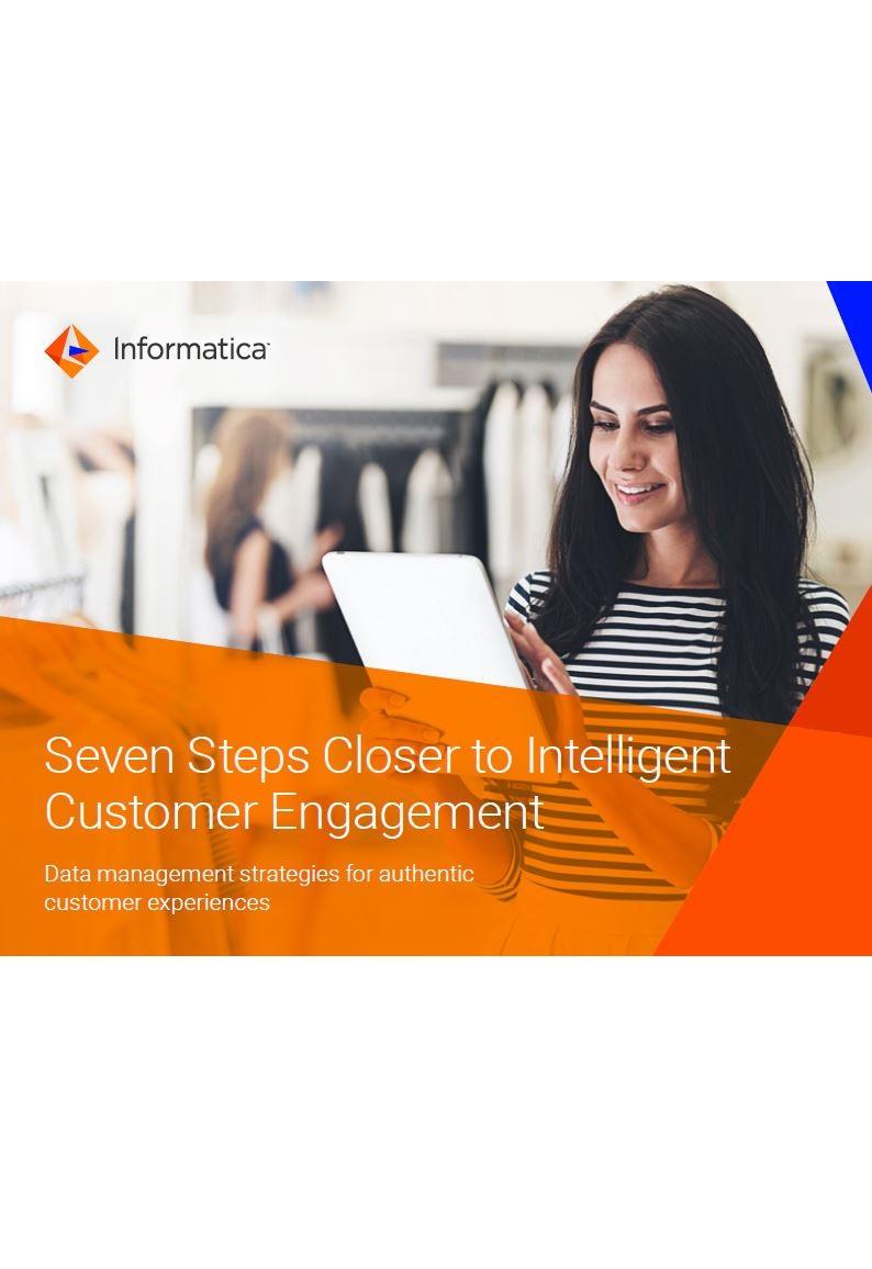 Sept étapes pour se rapprocher d'un engagement client intelligent