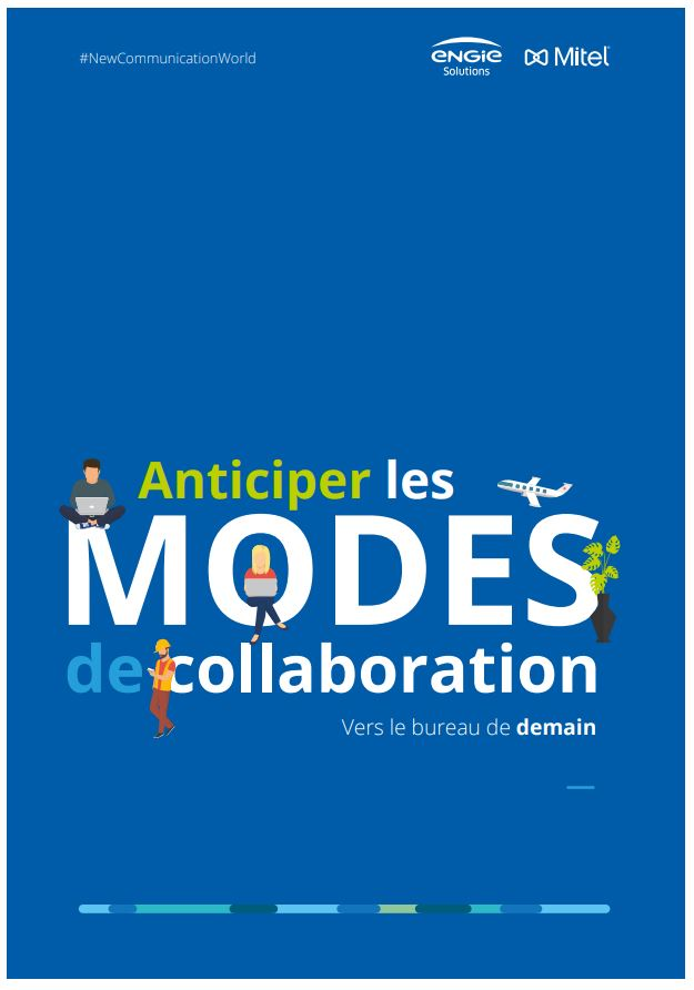 Anticiper les modes de collaboration vers le bureau de demain.
