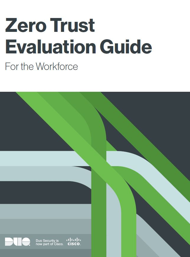 Zero Trust Evaluation Guide