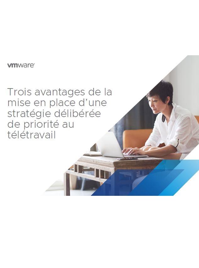 Adoptez le travail à distance avec VMware Workspace ONE