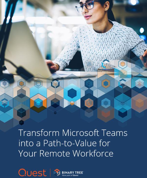 Transformer les équipes Microsoft en un modèle de valorisation de votre personnel à distance