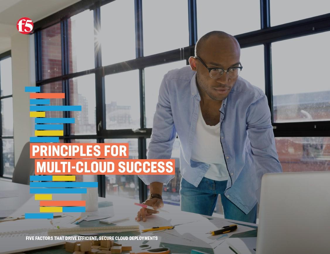 Les principes pour le succès du multi-cloud