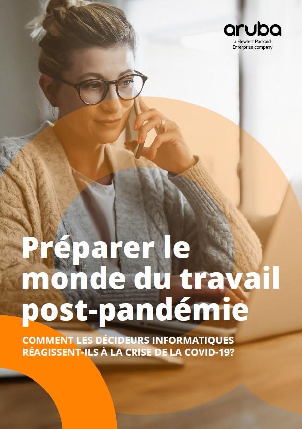 Préparer le monde du travail post-pandémie