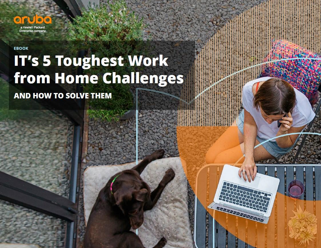 Les 5 défis les plus difficiles du travail à domicile pour l'IT et comment les résoudre