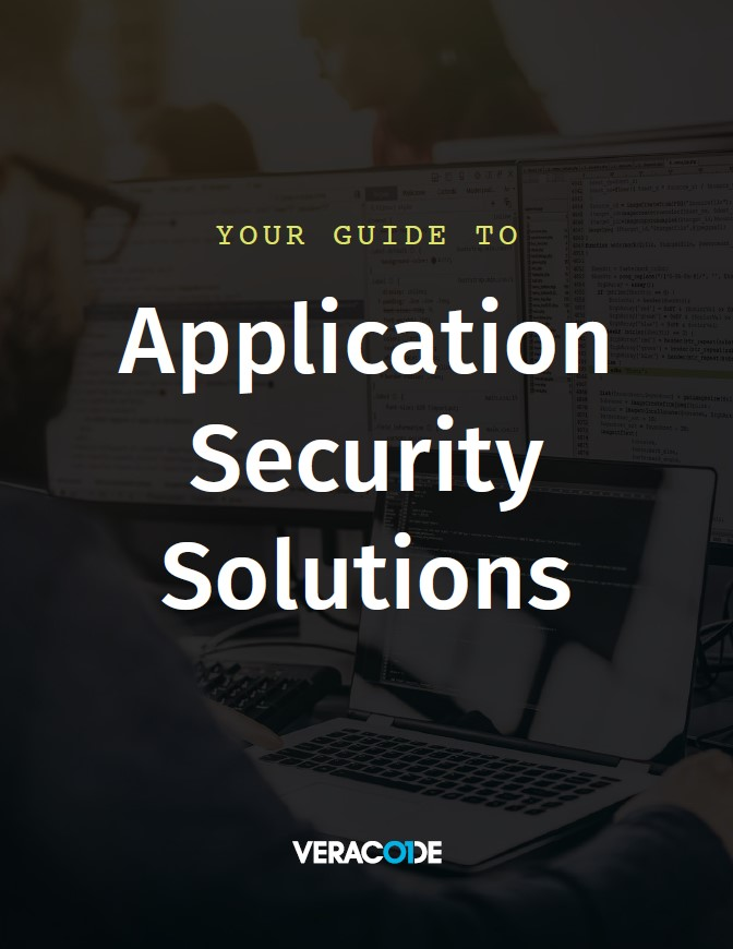 Un guide sur les solutions de sécurité des applications